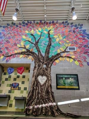 Reading Tree at Coloma Elementary