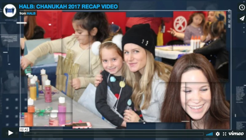 CHANUKAH 2017 (RECAP VIDEO) Featured Photo