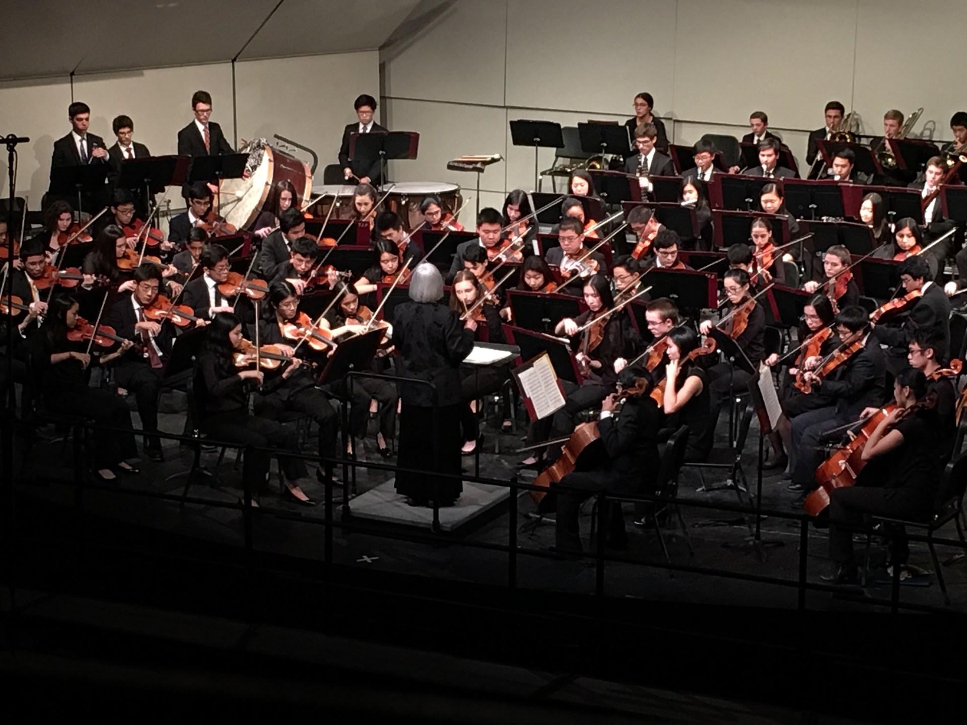 HS Symphonic Orchestra