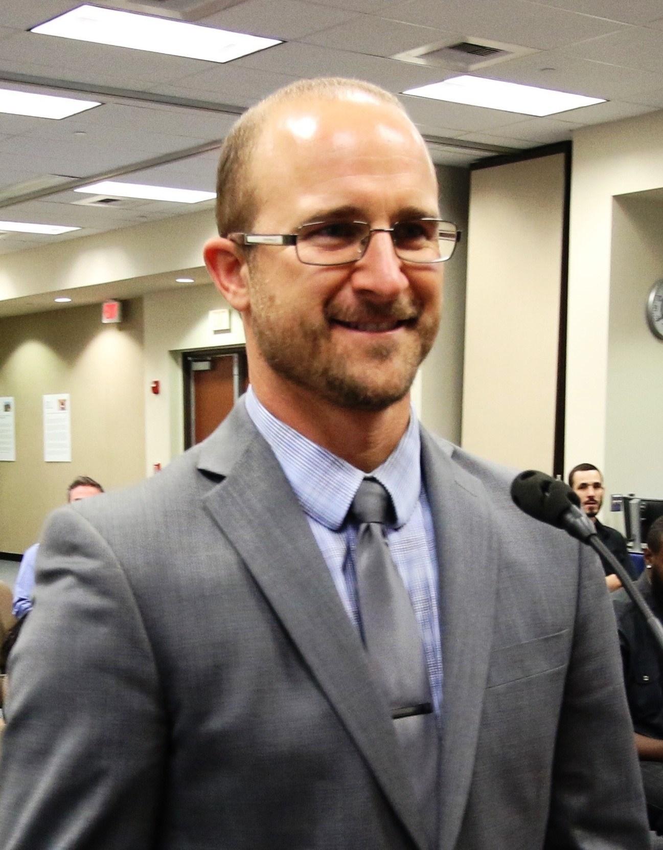 Principal, Daniel Betts