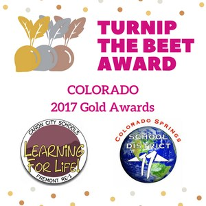 Turnip The Beet Award 2017