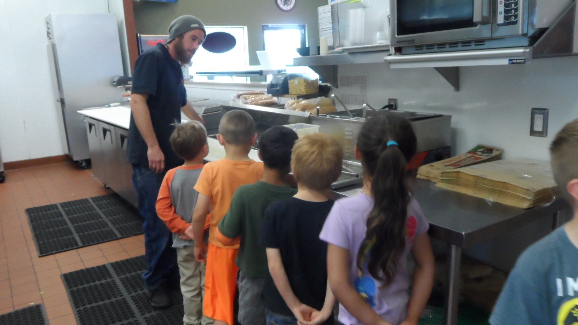 Anza Pizza Factory Tours- Hamilton SAFE