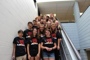 DHS Student Council.