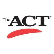 The logo for the ACT Test company