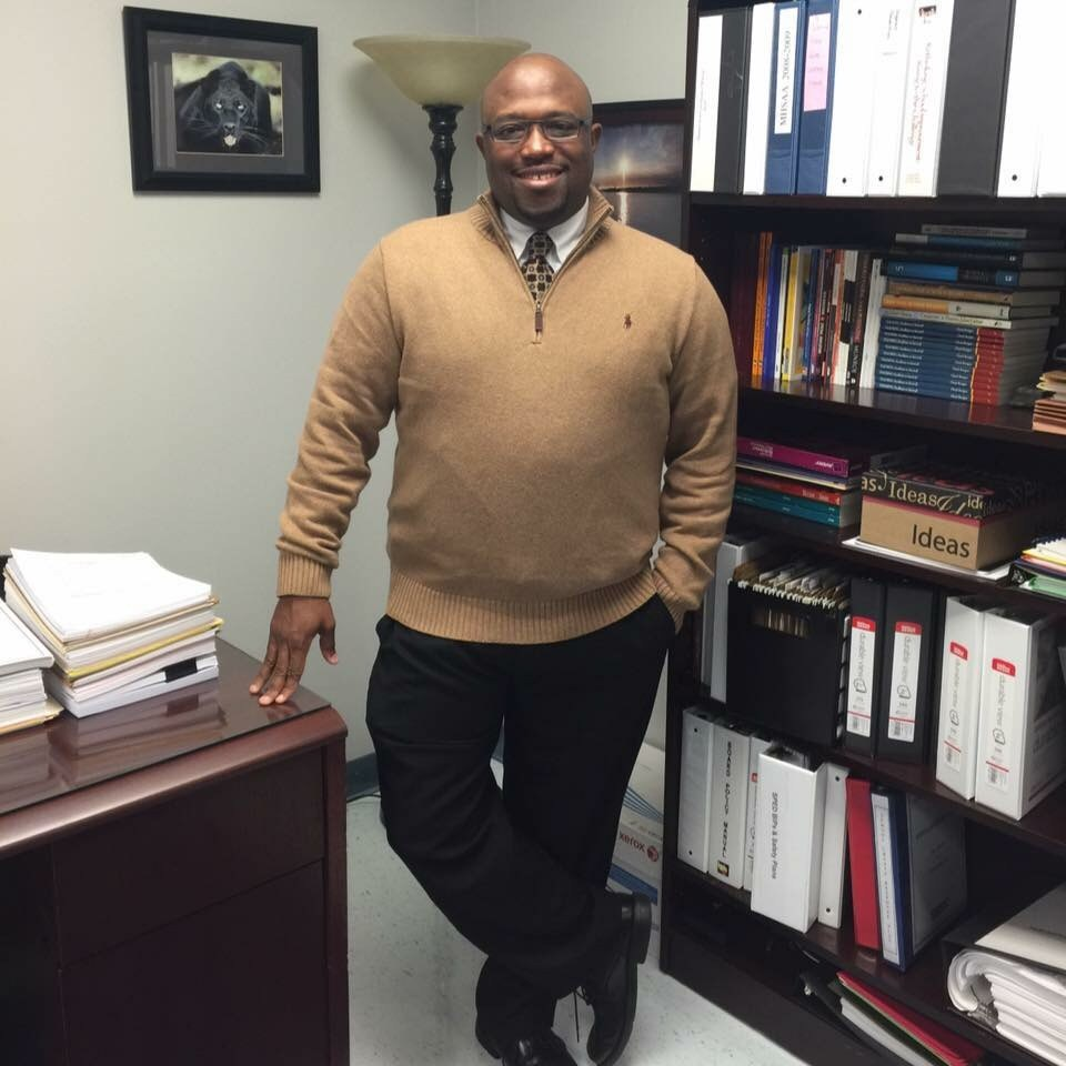 Principal Anthony Herbert