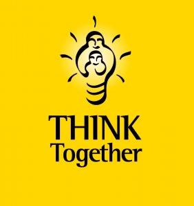 Yellow Think Together Logo