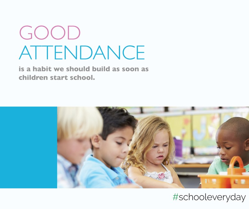 Attendance promotional poster