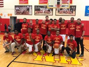 NCH Boys Basketball Team