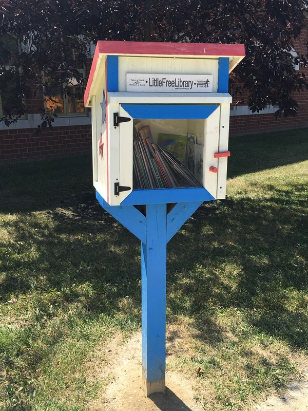 Little Free Library Thumbnail Image