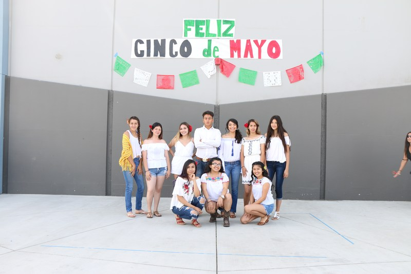 South High helps many students Celebrate Cinco De Mayo in Style Thumbnail Image
