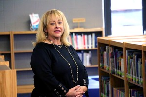 School Board member Lisa Moore