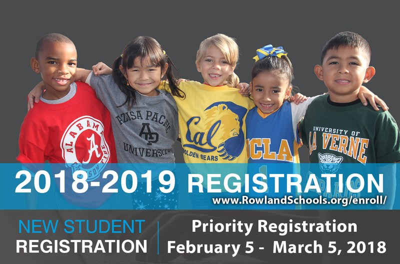 Explore Rowland Unified and Plan Your Child's Future! Click To View Video Thumbnail Image
