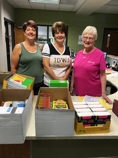 School Supplies Donation Featured Photo