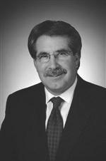 Superintendent and Secretary to the Board of Directors, John Schieche