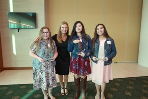 Outstanding Youth in Philanthropy Winners