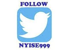 Follow us on Twitter - nyise999