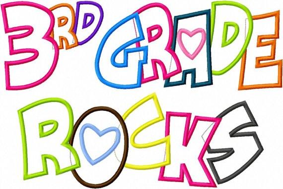 3rd Grade Logo