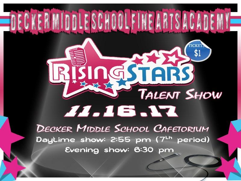 DMS Rising Stars Talent Show Thumbnail Image