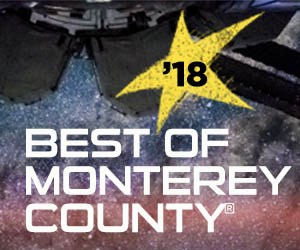 Monterey County Weekly 2018 Best Teacher