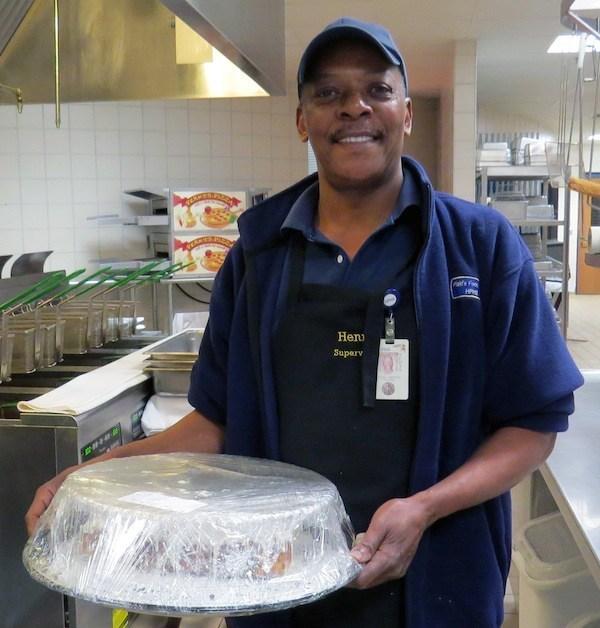 Henry Arnett HPHS Cook/Supervisor 2012-2013