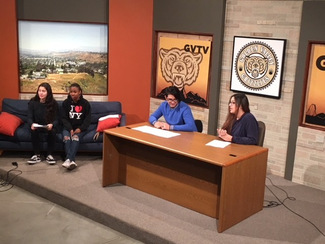 Golden Valley High School Video Production TV