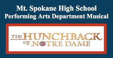 Announcement of the Mt. Spokane play