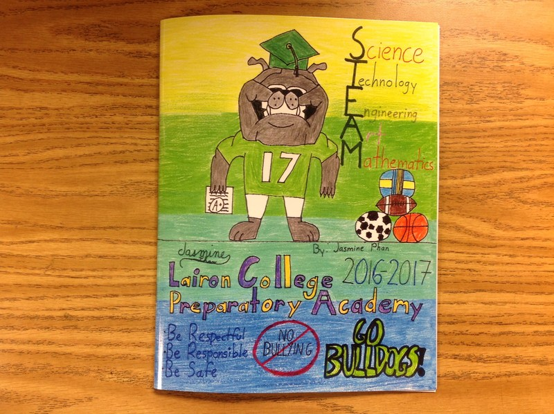 GET YOUR 2016-2017 LAIRON YEARBOOK NOW! Thumbnail Image