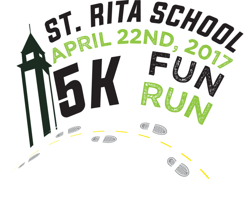 Join us for the annual St. Rita 5K, Fun Run & Community Cooldown Thumbnail Image