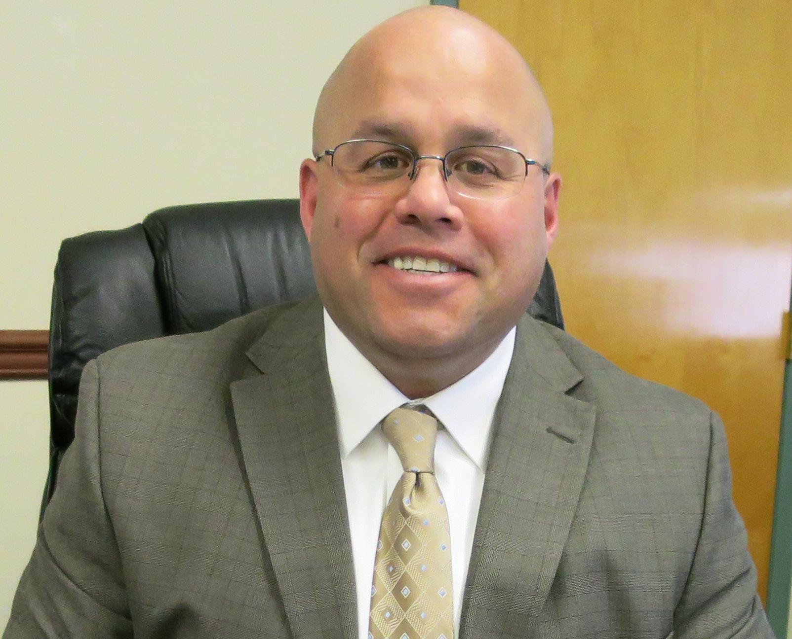 Dr. Hernandez, School Superintendent