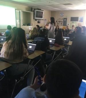 Parallel  structure practice with Ms. Van Duzee. Fun with Grammar!