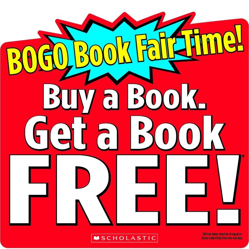 BOGO Book Fair