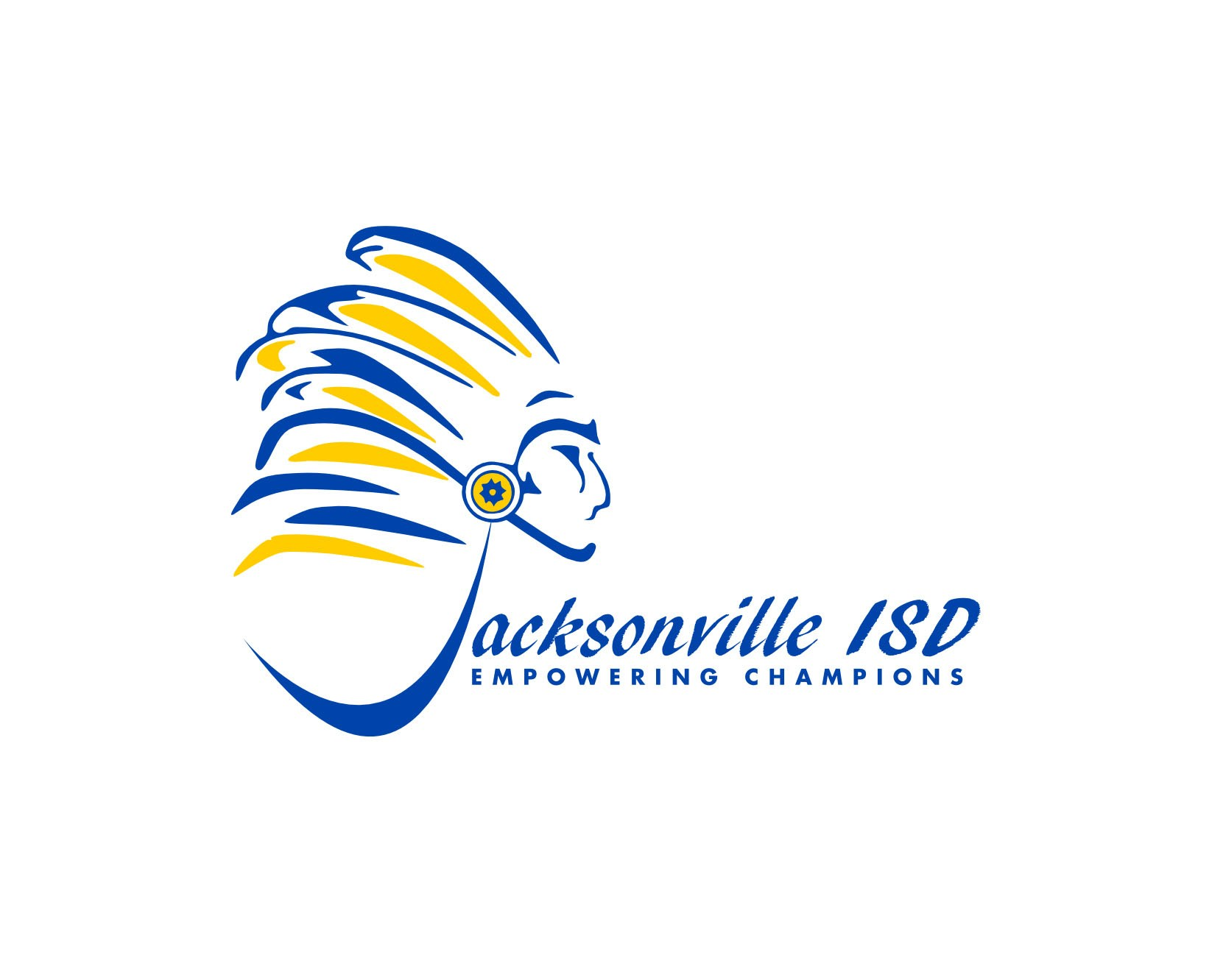 logo with jacksonville isd