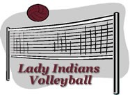DBHS Volleyball logo