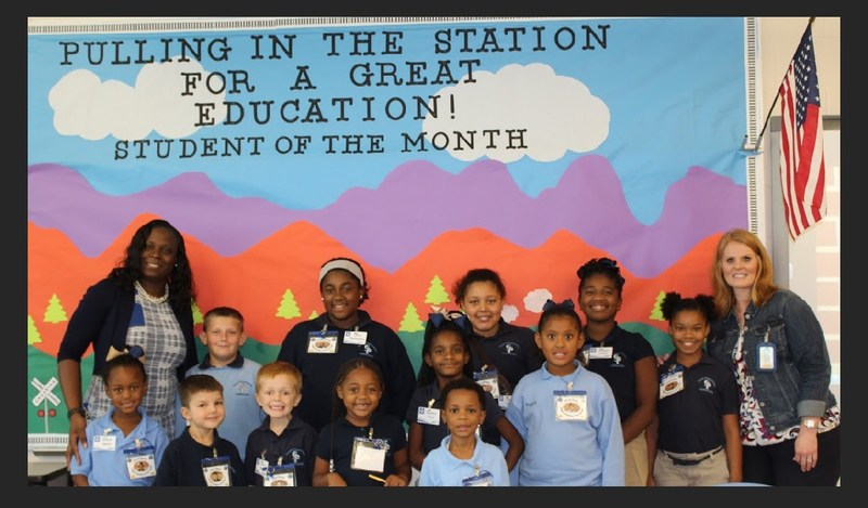Student of the Month- August Thumbnail Image