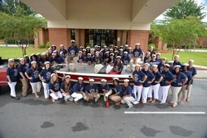 JL Lomax Staff 2017-18
