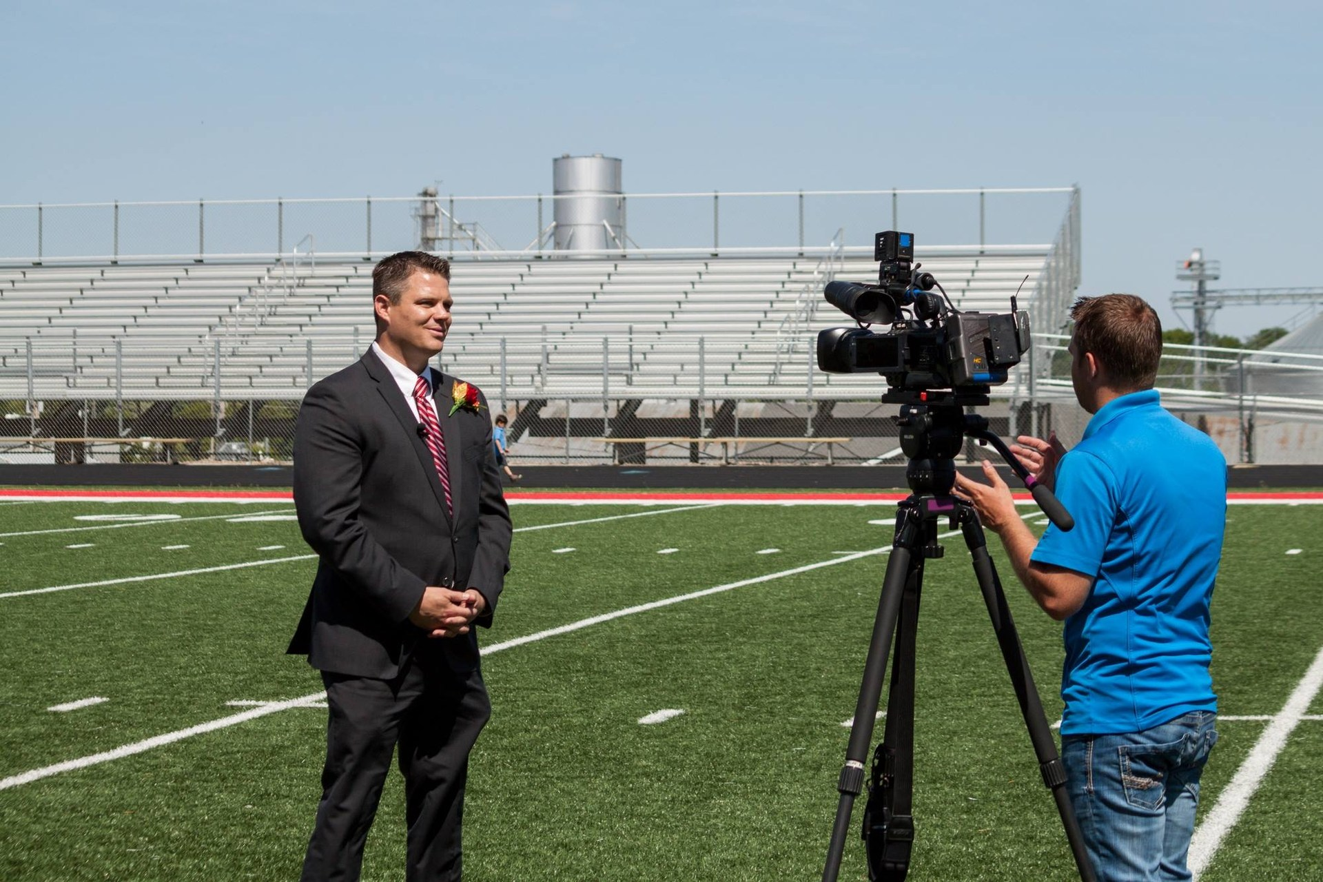 Blackmore interview with  KCCI