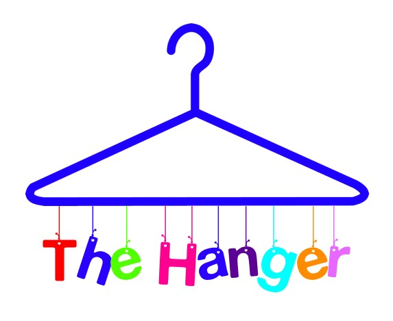 Logo for the Hanger