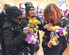 Trip to Build-a-Bear