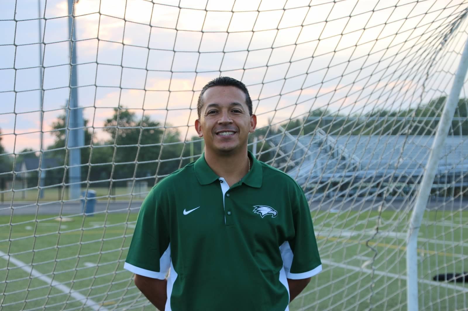 Ramon Aguillon, Head Coach Girls Soccer photo