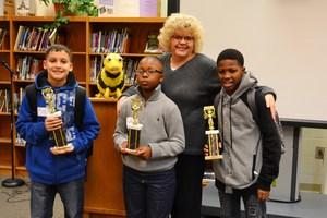 VMS 2018 Spelling Bee Winners