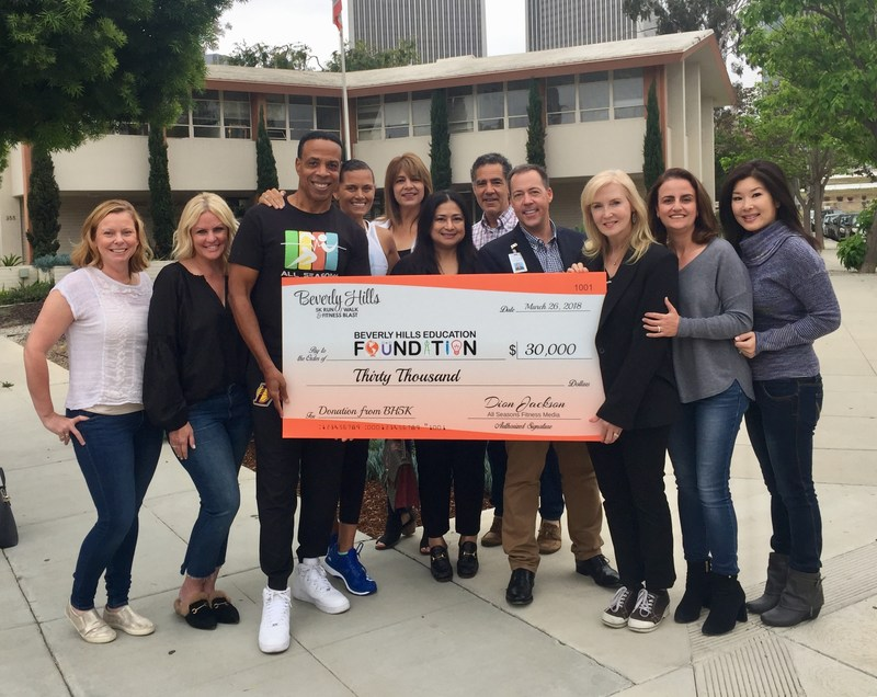 Beverly Hills 5k Raises $30,000 for BHEF Thumbnail Image
