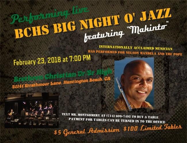 Big Night O' Jazz Featured Photo