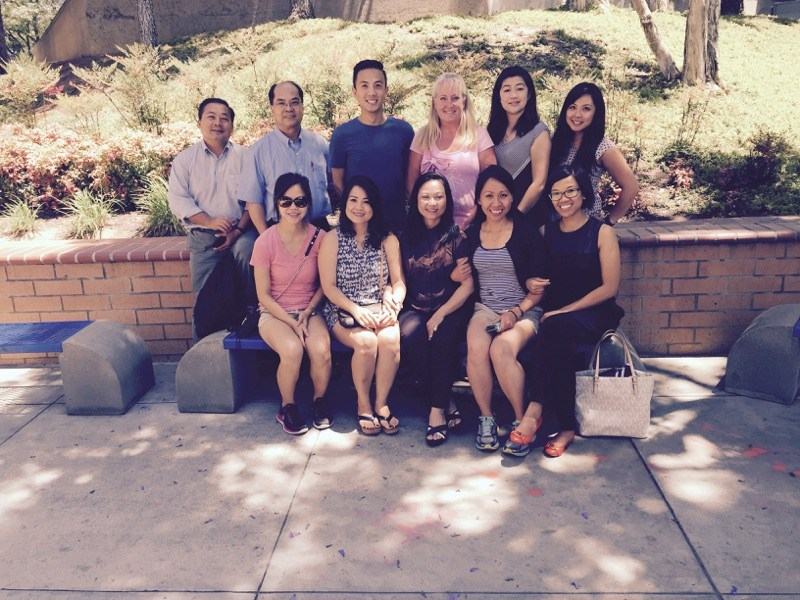 Vietnamese Dual Language Immersion Teachers from CA, WA, & OR