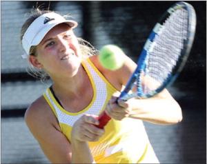 Hemet Girls Tennis in CIF Finals