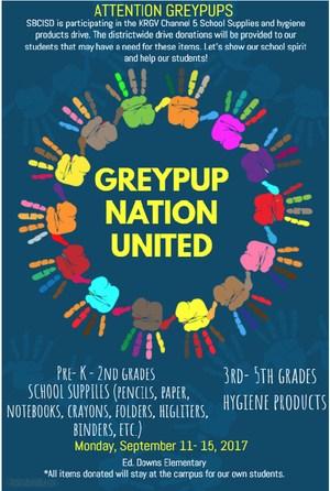 Greypup Nation United Flyer