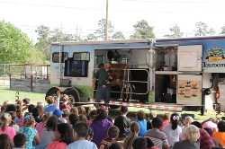 Southwest Dairy Farm presenting to 4th graders.jpg