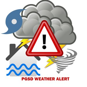 PGSD Inclement Weather Alert