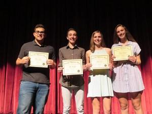 chemistry award winners