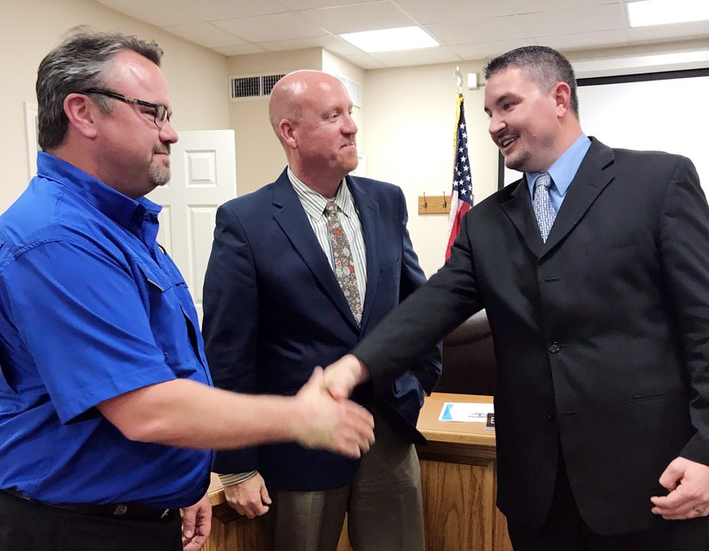 Crouse named assistant principal Featured Photo