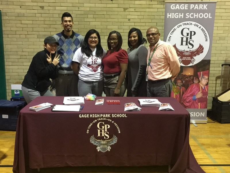 Gage Park High School Shines at Network 8 H.S. Fair Featured Photo